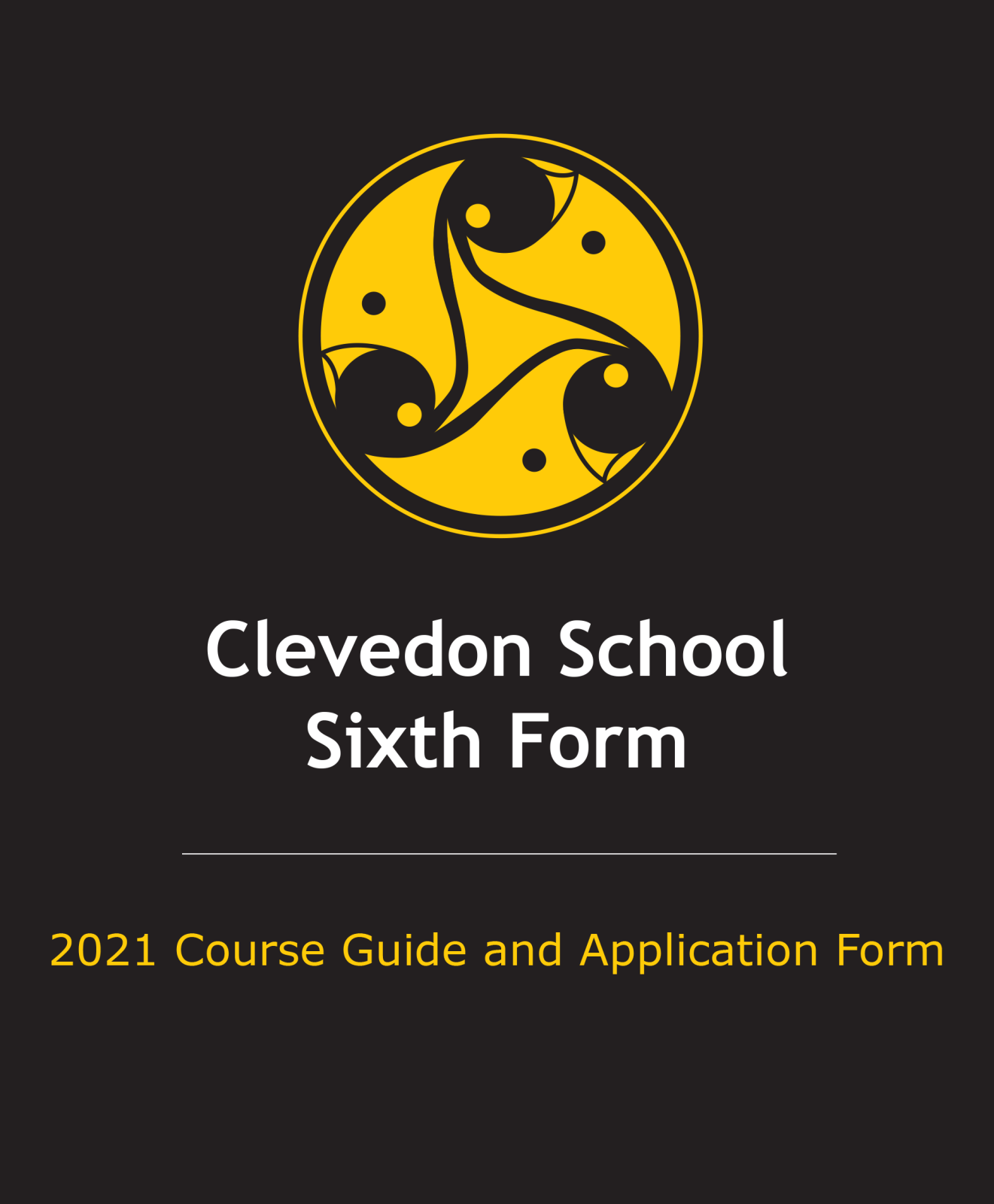Clevedon School Sixth Form Application Guide